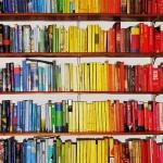 秋の夜長に『本棚の10冊で自分を表現する』ために本棚と睨めっこしてみた。