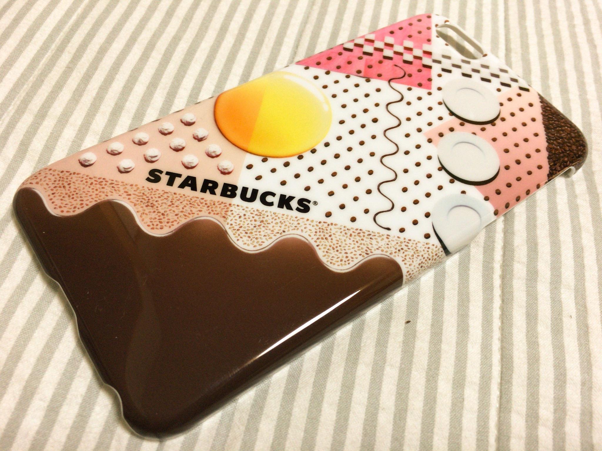 スタバカードがくっ付いたスターバックスのiPhoneケースを購入してみたっ!?