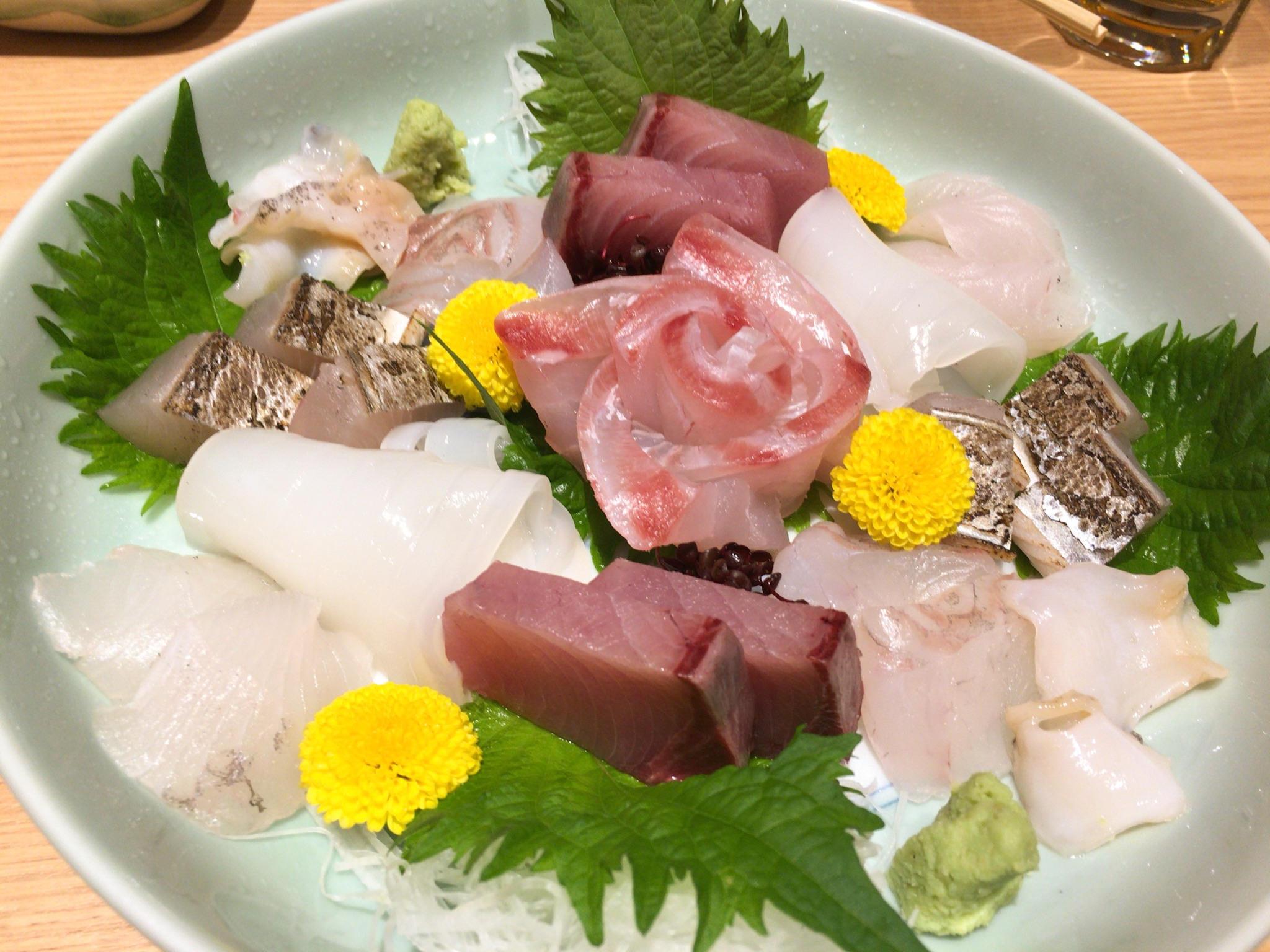 金沢駅西口、石川漁協の居酒屋さん『旬魚亭』さんについに潜入なのですっ!