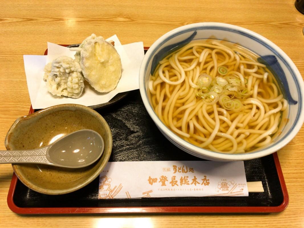 これぞ金沢の元祖大衆食堂!『加登長総本店』の巻。