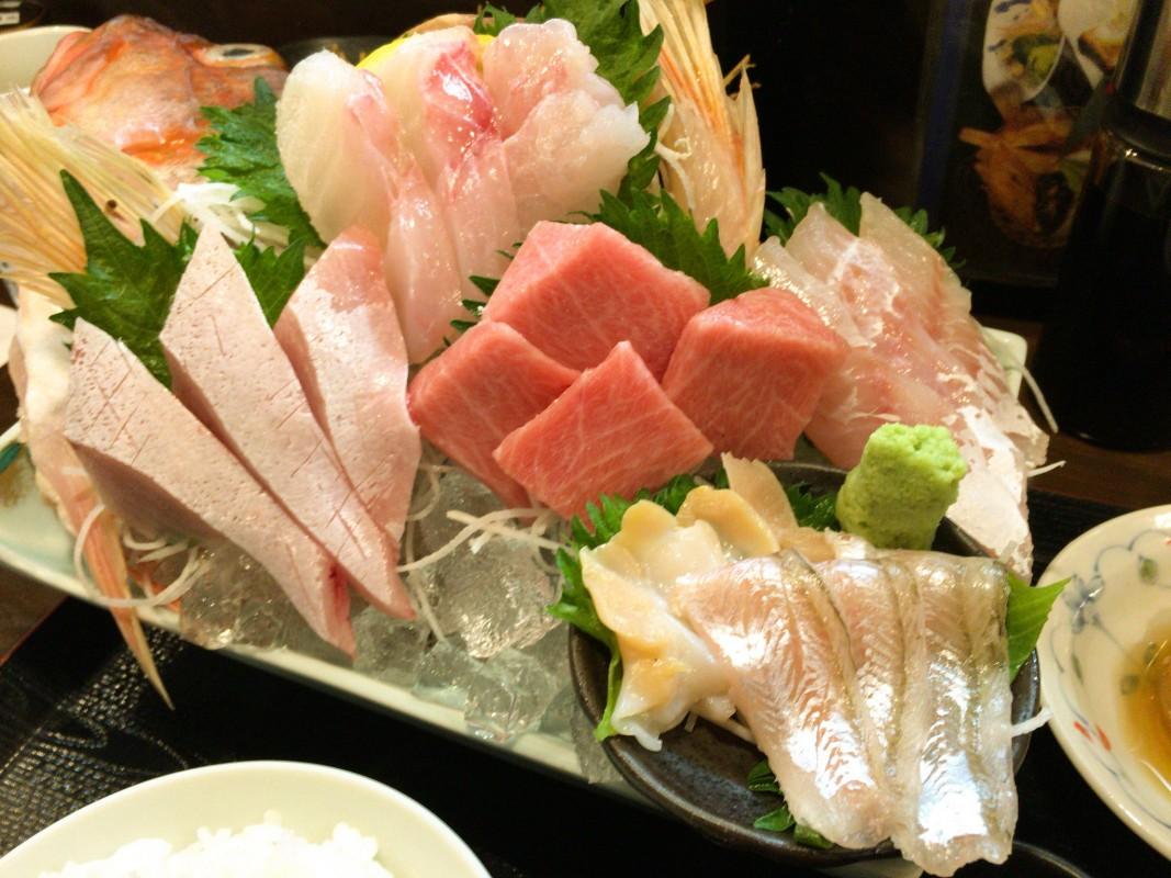 やっぱり極上の満足感!金沢で魚喰うなら個人的一押しの『魚笑』さん。