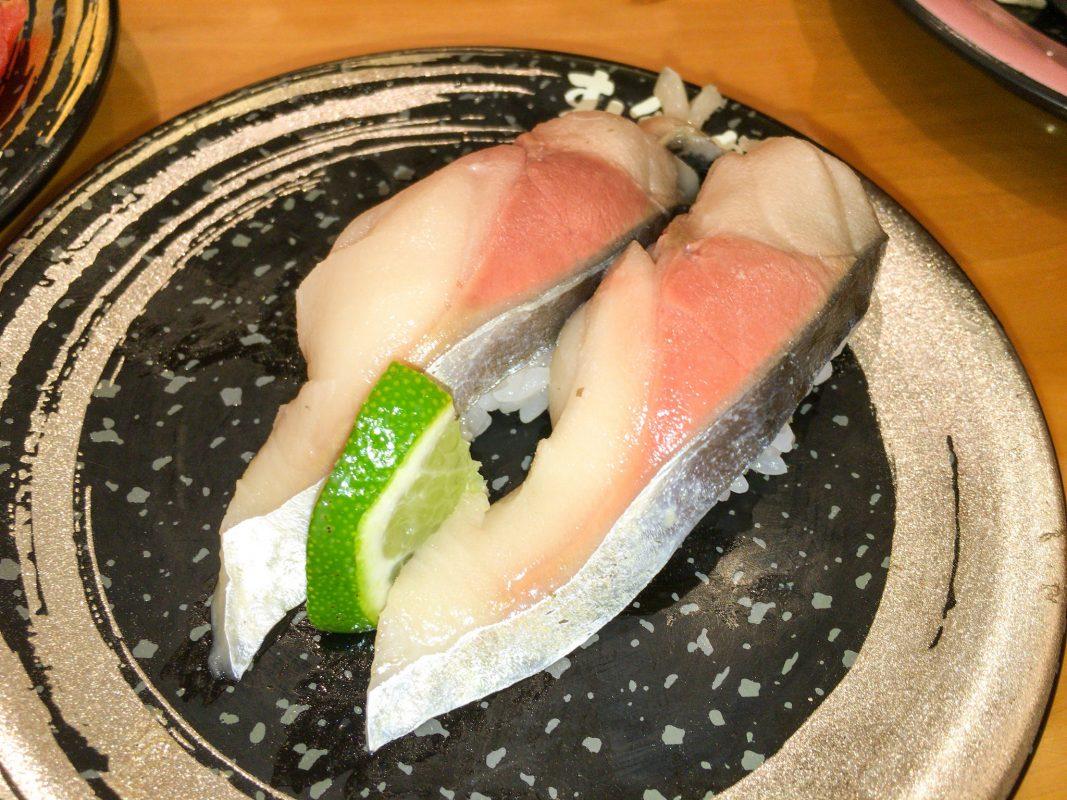 何気にお気に入りな回転寿司『すし食いねえ!』は金沢港・氷見港のネタで溢れておりますっ!