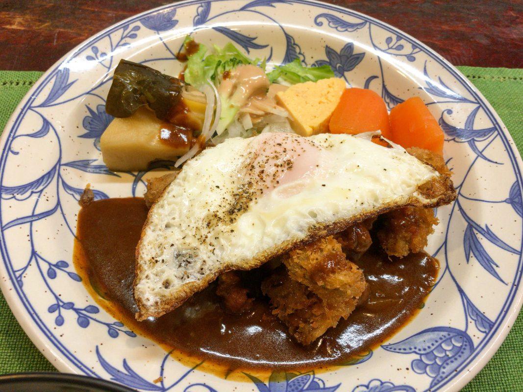 昭和の洋食ならカプリ島!今回はビーフカツなのですってっ!!