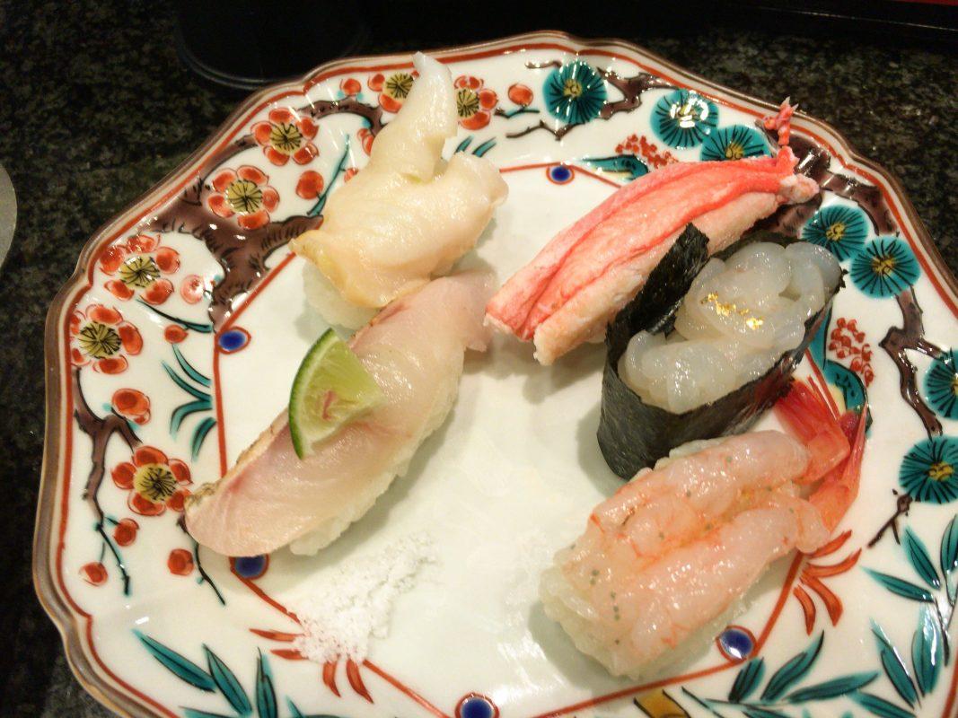 あの暑い夏の日、魔神さまと過ごした『まいもん寿司』の記憶の上書きなのです。