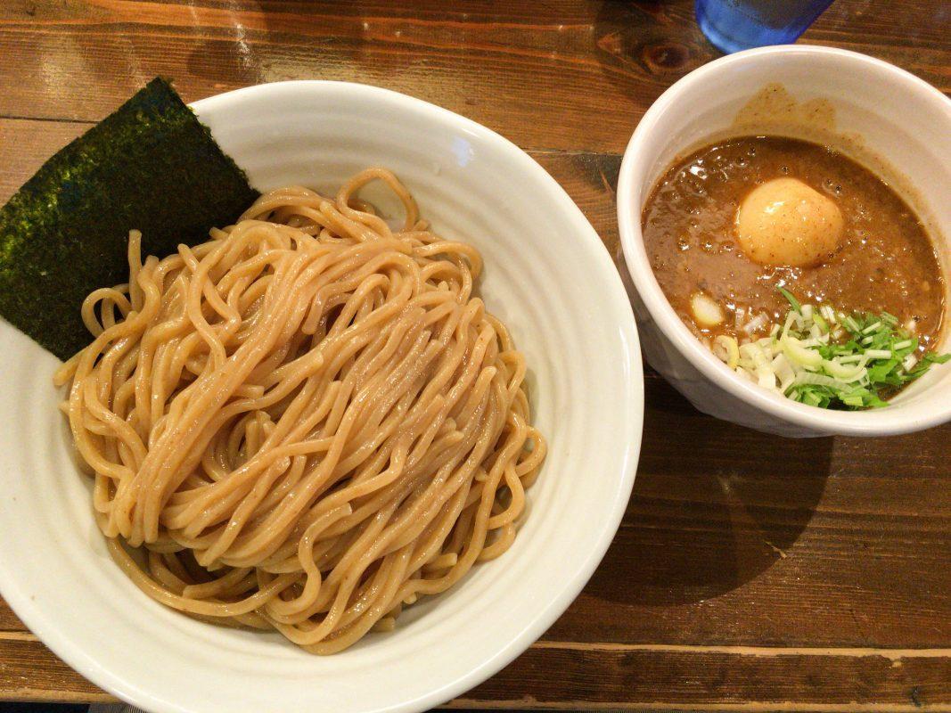 【RAMEN WEEK】えん寺のオススメベジポタ辛つけ麺を喰ってみたっ!?