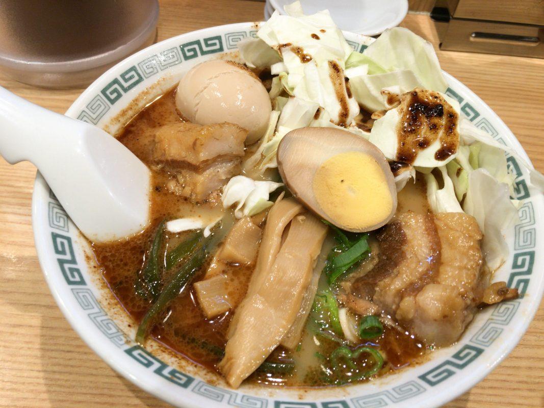 【RAMEN WEEK】学生時代やたらと通った『桂花』で久々の太肉麵!