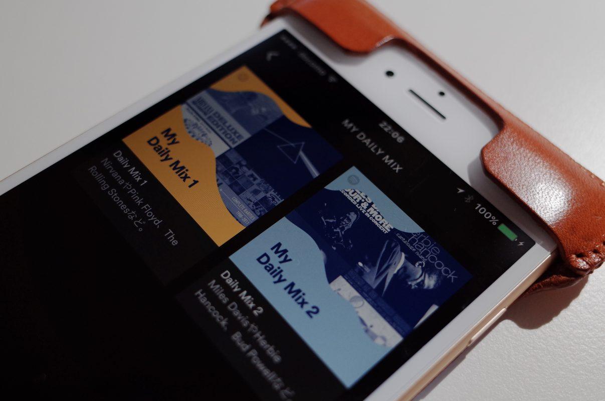SpotifyとApple Music、新サービスでユーザ囲い込み??
