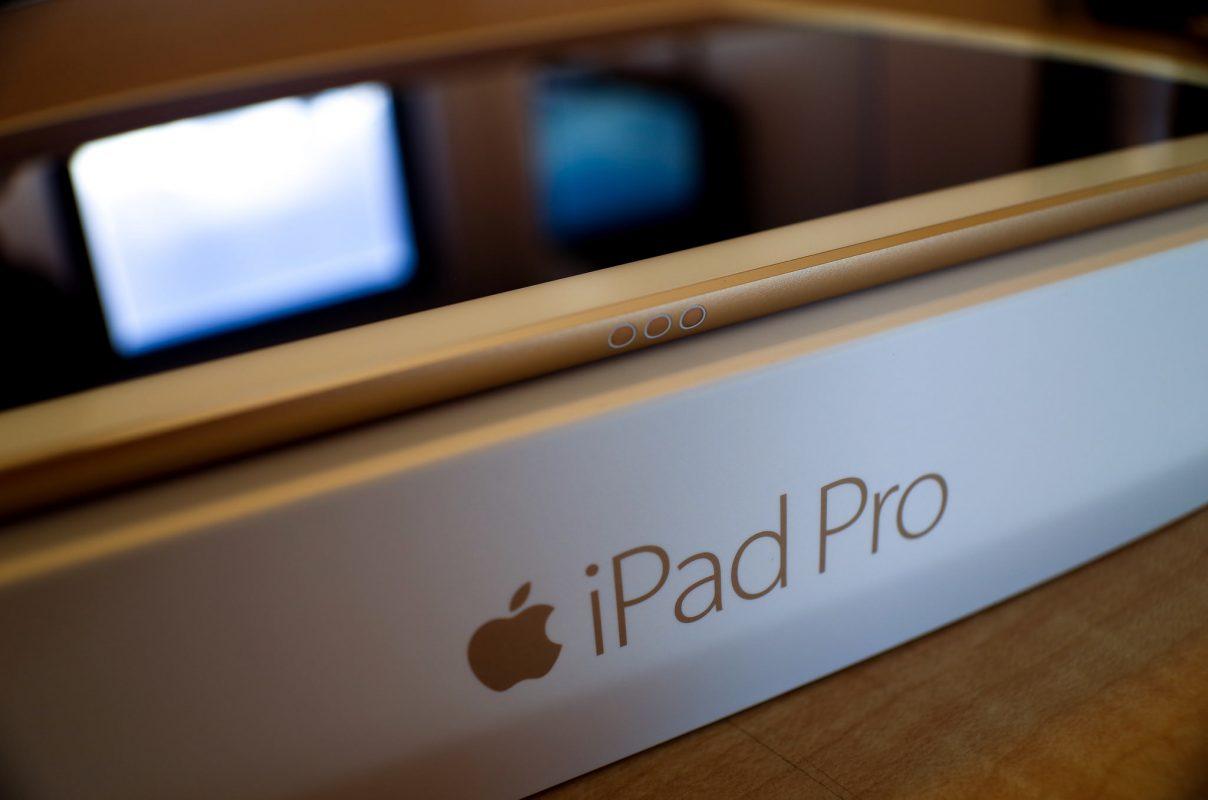 3年ぶりの新しいiPadはおっきくなっちゃったiPad Pro12.9インチゴールド?