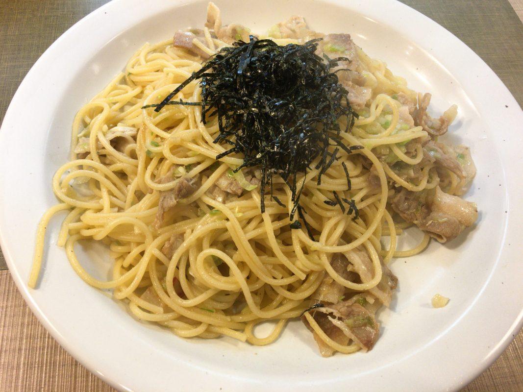 イタ飯屋のパスタとは違うB級ソフト麵なスパゲティの『葉゜す多屋』さん。