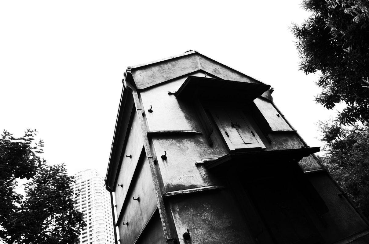 立教大学隣接地に佇む幻影城!?旧江戸川乱歩邸潜入の巻