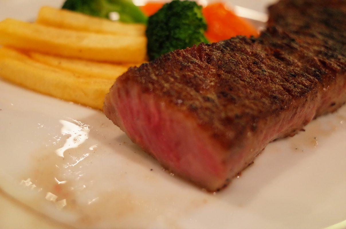 【神戸旅行】神戸ビーフの真髄を実感っ!?『みやす』さんのステーキが素晴らしすぎるっ!?!?