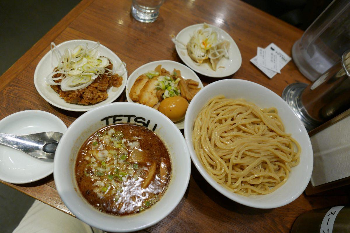 毎年の秋のイベントに横浜を訪れると必ず寄るのが『TETSU』さんです。