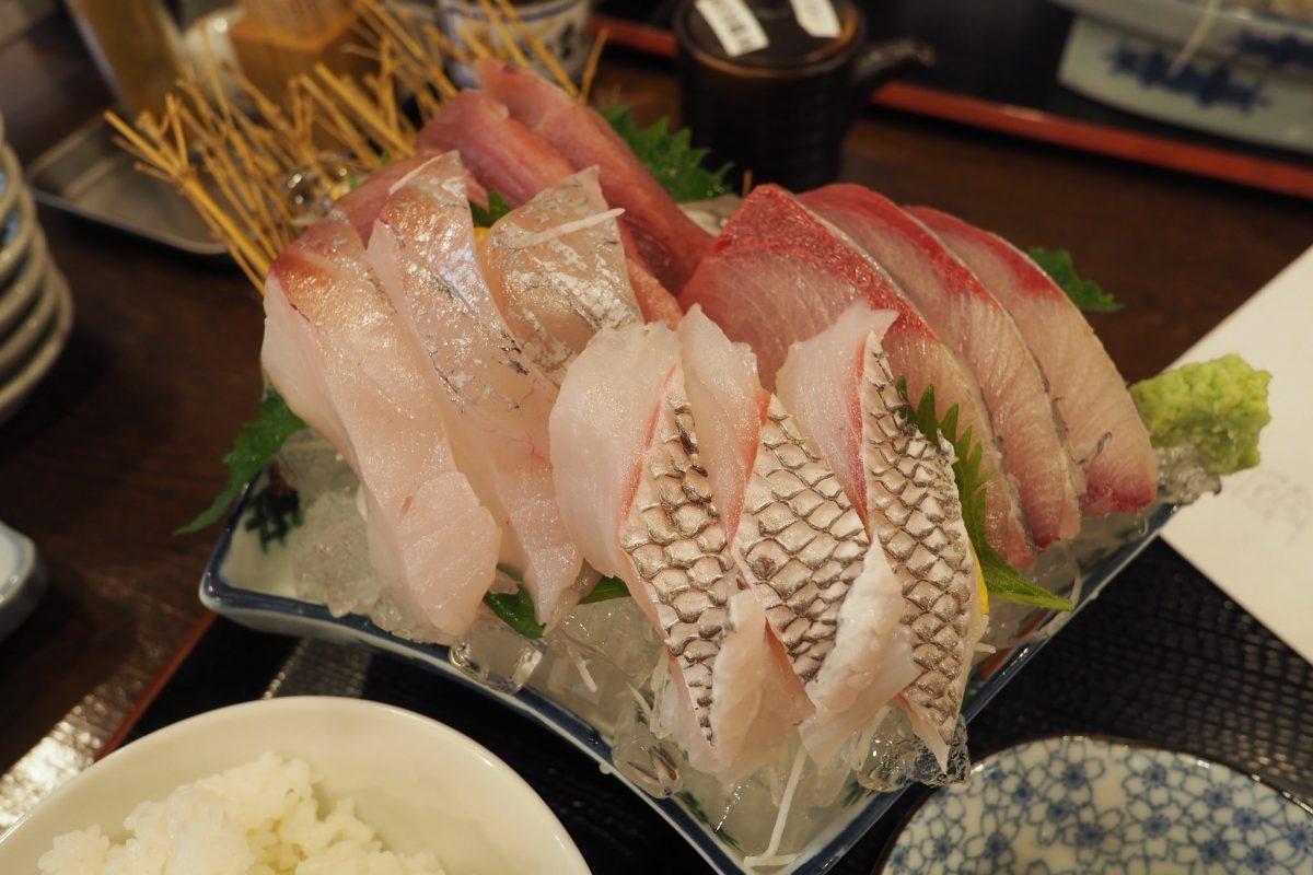 大将と涙の再会!?金沢アルプラザのまちの魚やさん『魚笑』さん。