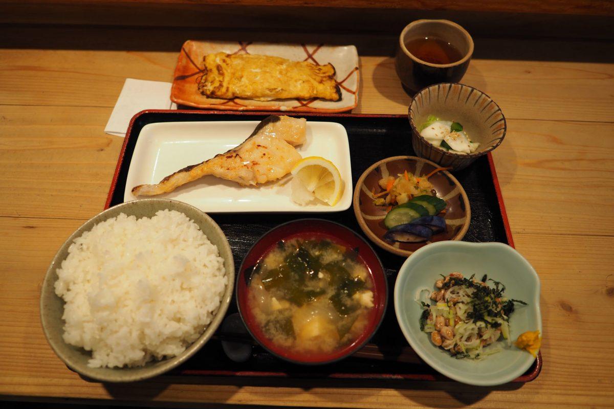 池袋で和定食といえば、米屋のごはん処『美松』さん。久々っ!