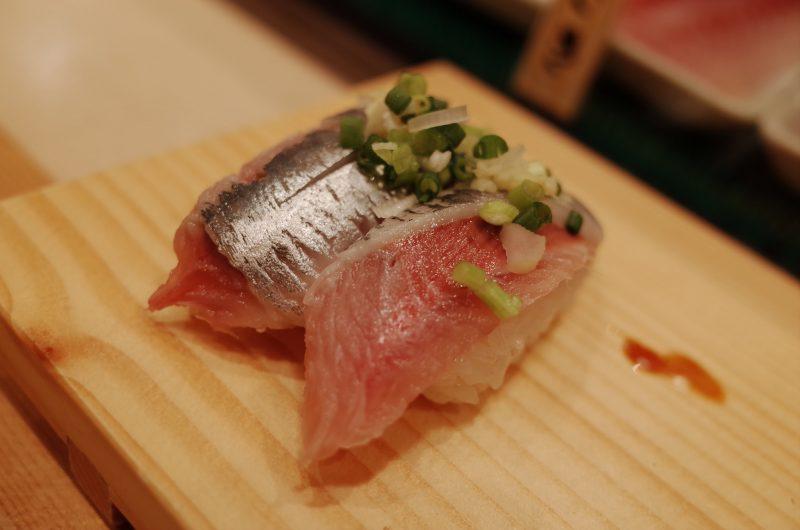 隣のビルの魚がし日本一!でも立ち食いぢゃないよ!!
