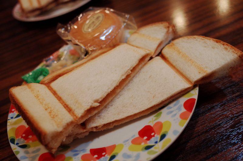 【名古屋旅行】名古屋の朝はモーニング!リヨンのモーニングをいただきに並びます。