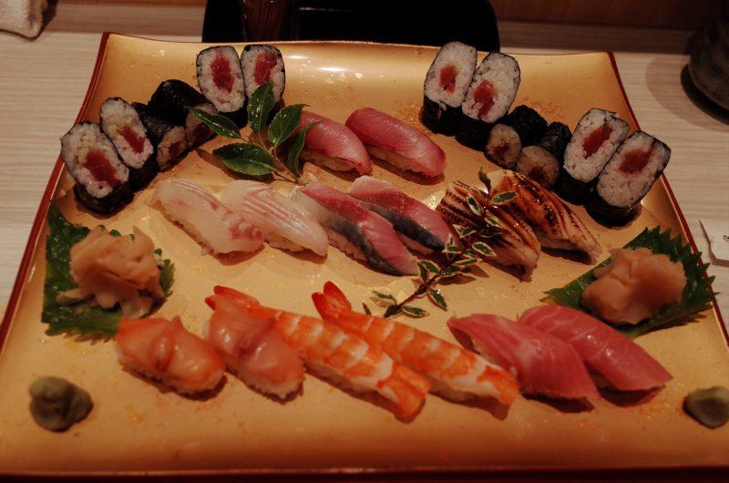 【名古屋旅行】名古屋飯に飽きてきたらあっさりとお寿司でトキワ寿司はなれ