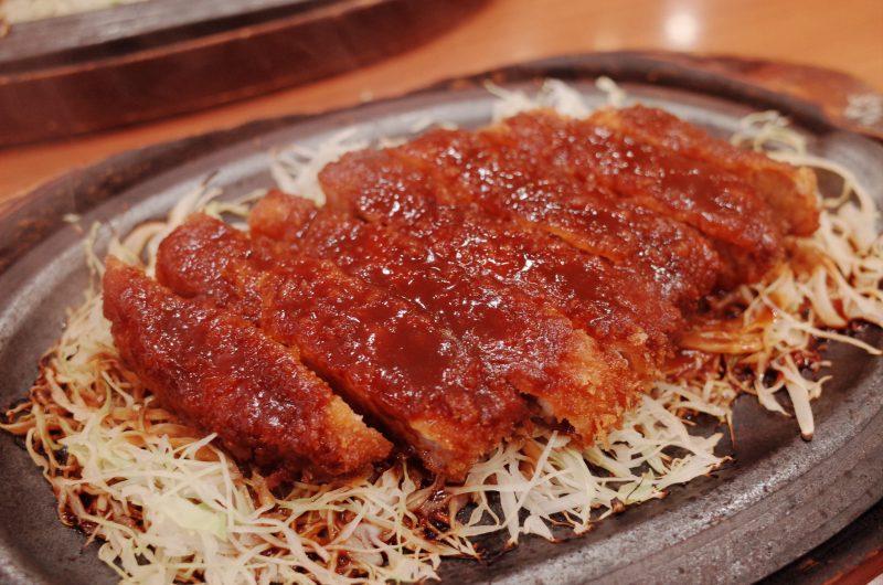 【名古屋旅行】名古屋味噌尽くしの一角といえば味噌カツで、矢場とん!