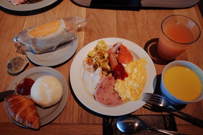 【名古屋旅行】二日目の朝食はTHE GATEHOUSEでモーニングブッフェ