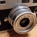 Leica M4にLOMOのフィルムを入れて、LOMOなレンズのTRIPLET T-43 4/40 SMENA-8Mで撮ってみる!
