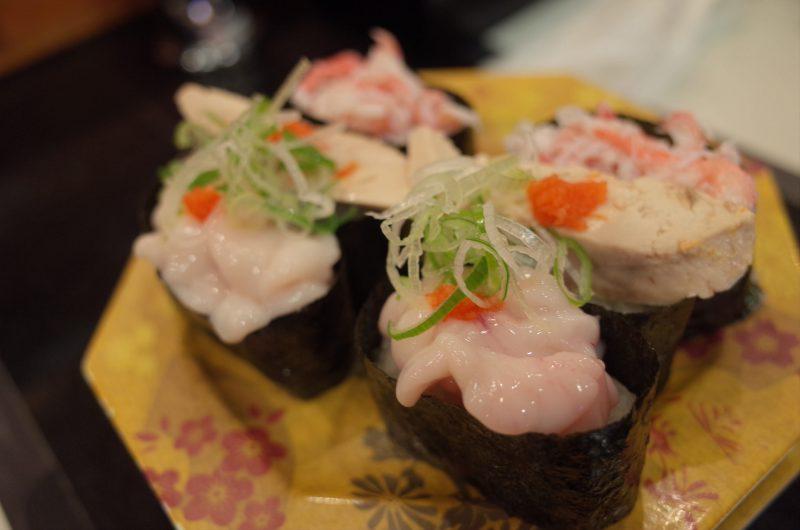 これからが食の本番な金沢で、とりあえず解禁祝いにすし玉さんで香箱蟹(笑)