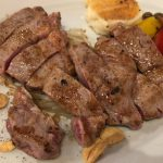 池袋西口の肉BAR『七二八苑』さんで肉塗れ