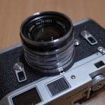 レンズのみで最短45cmまで寄れるLマウントレンズ、NIKKOR H.C 50mm f2.0をお迎えです。