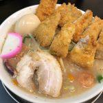 『カレーは飲み物。(揚)』から『カレーつけ麺ちゃんぽん麵壬生』へ??