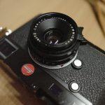 よぉ〜やくここまで辿り着いたか!なLeica Summicron 35mm f2.0 2nd