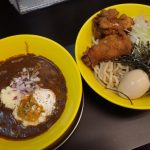カレーつけ麺ちゃんぽん麵壬生でなんだかんだと初めてのカレーつけ麺!