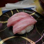平日天下寿司は大トロ一皿125円なりっ!