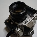 モノのついでにNikon FマウントなCarl Zeiss Planar T*50mm f1.4ZF.2をお迎えです。