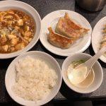 天鴻餃子房で餃子塗れの昼休み
