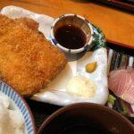 赤坂『ごんきち』さんはなかなかな和定食。