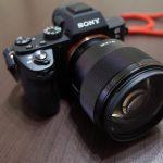 Sony α7Ⅱ用にEマウントレンズのFE85mm f1.8をお迎えなのです。