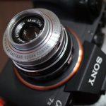 オールドで改造レンズなKodak Ektar 44mm f3.5