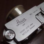ファインダーの広がりは反体制の証!Leica M2をお迎えです!!