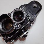 Rolleiflex 2.8Fがリーゼントにっ!?プリズムファインダーの巻。