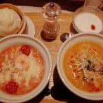 池袋東武SPICEのおかゆと麵の店、『粥餐庁』。