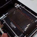 120フィルムのRolleiflex 2.8FにRolleikinで35mmフィルムなのです!