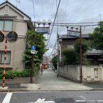 偽『東京いい道、しぶい道』〜【柳原千草通り】
