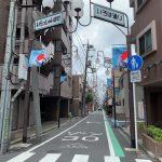 偽『東京いい道、しぶい道』〜【千住 いろは通り】