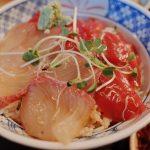 やっぱり豊洲で魚は『安庵』さん!
