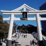 初詣の仕切り直しで山王日枝神社で開運パワー増強ですっ!?